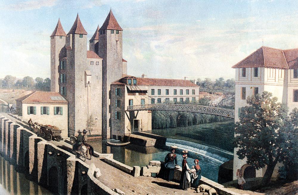 Exposition artisanale au Moulin des Tours de Barbaste